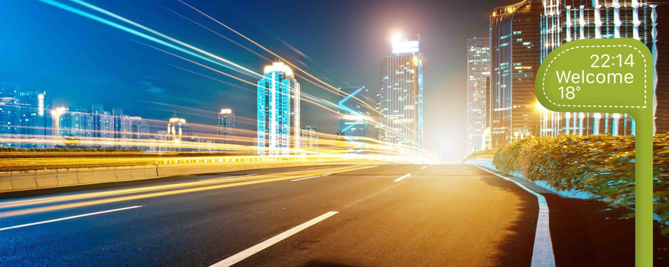 HK place2b – Werbetechnik für Städte und Gemeinden